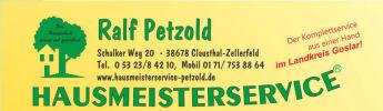 Hausmeisterservice Ralf Petzold